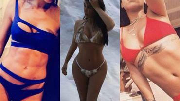 Ewa Chodakowska, Kim Kardashian, Rihanna