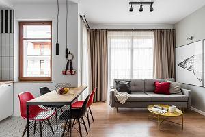Aranżacja mieszkania w stylu loftu. Modne wnętrza i ciekawe rozwiązania na 40 m kw.