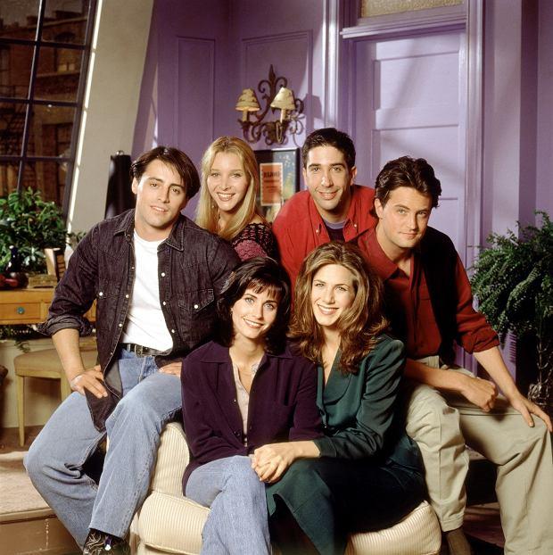 Serial Przyjaciele