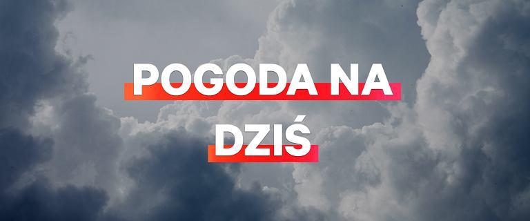 Pogoda na dziś - wtorek 25 lutego. Silny wiatr i deszcz w całej Polsce