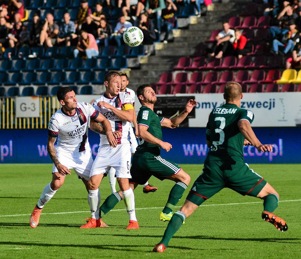 Pogoń Szczecin - Śląsk Wrocław 0:2