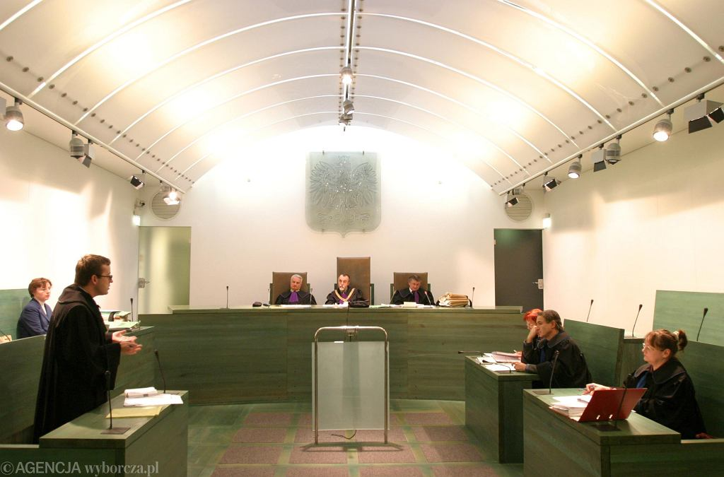 Sąd Najwyższy. Zdjęcie ilustracyjne