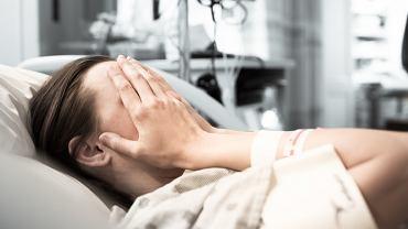 Każda kobieta, która ma za sobą poronienie, ma prawo do opieki psychologicznej