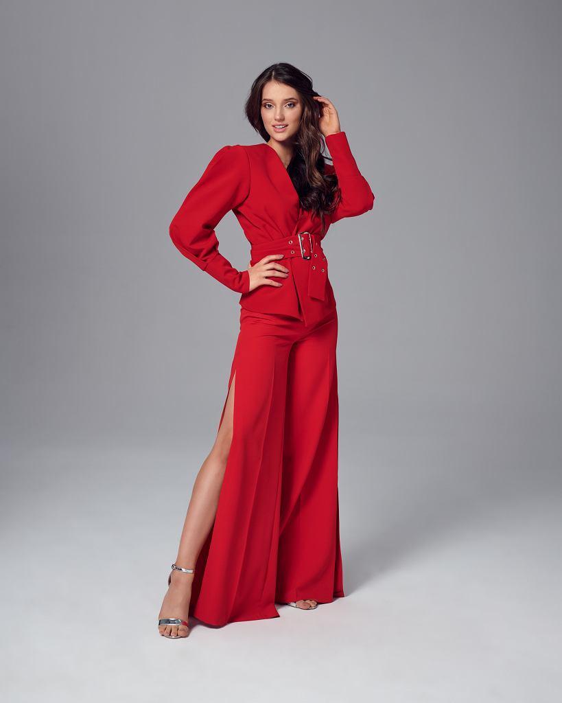 Finał Miss Polonia 2020 ; 19. Justyna Jarczewska