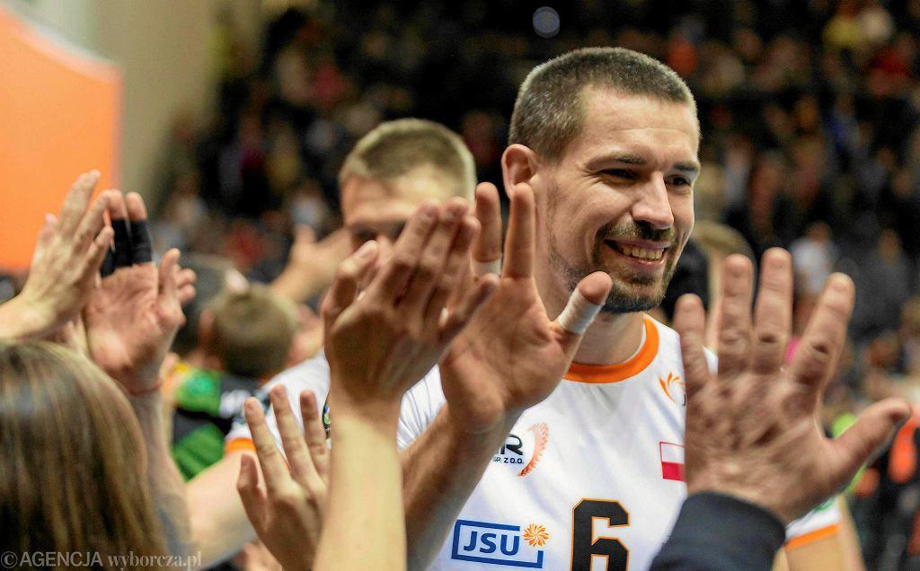 Dawid Konarski pożegnał się z Jastrzębskim Węglem