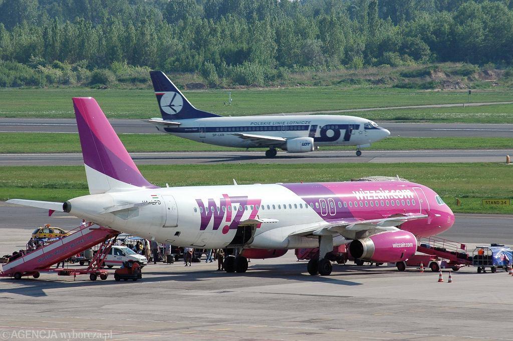 Wizz Air i LOT odwołują połączenia do Włoch