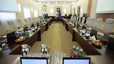 Posiedzenie Rzadu w Warszawie
