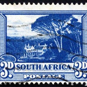 znaczek z RPA