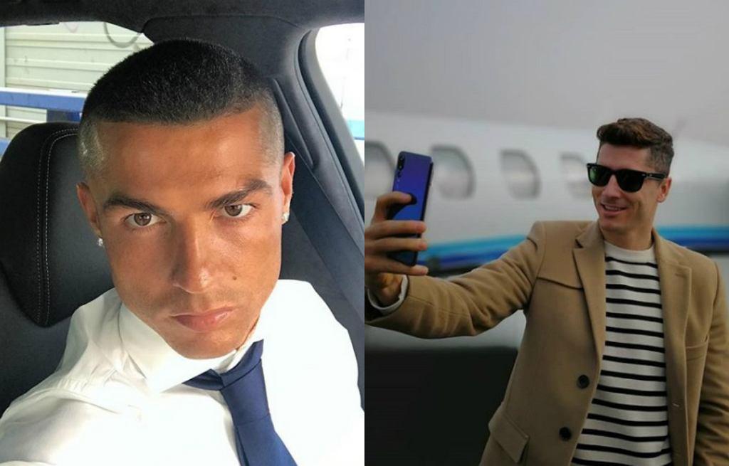 Cristiano Ronaldo za post na Instagramie bierze miliony. Robert Lewandowski 12 razy mniej