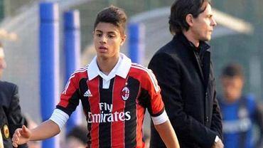 Nowy talent Milanu, 14-letni Hachim Mastour