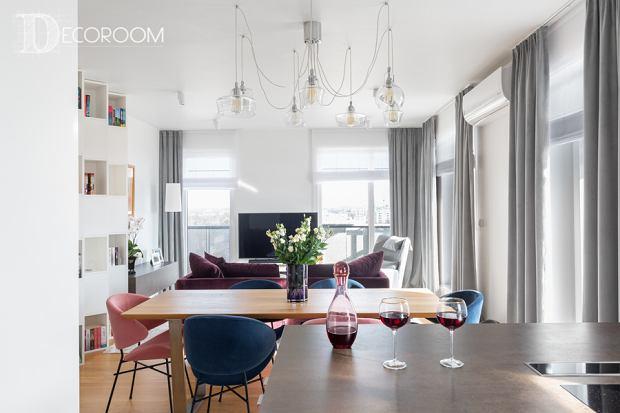 Elegancki apartament na warszawskiej Pradze