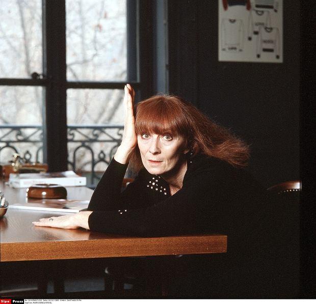 Sonia Rykiel w latach 80.