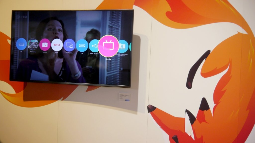 Panasonic Convention 2015 - Firefox OS