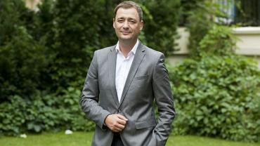 Jacek Rozenek.
