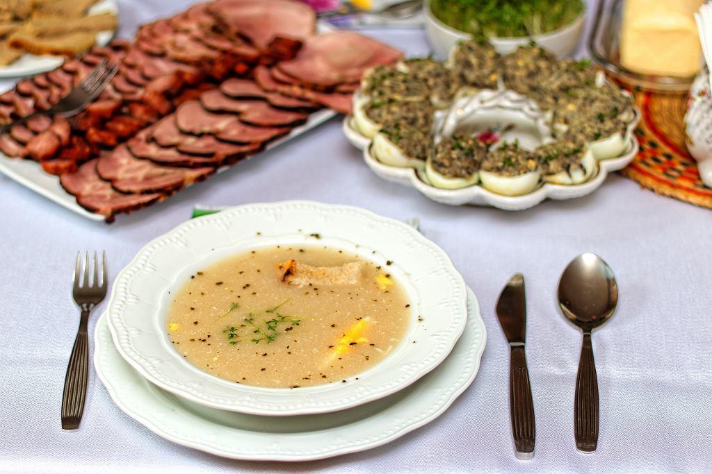 Potrawy wielkanocne - lista dań, które muszą pojawić się na świątecznym stole