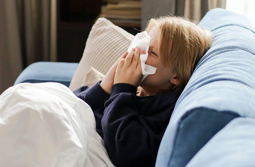 Zapalenie oskrzeli u dzieci - objawy, leczenie i profilaktyka