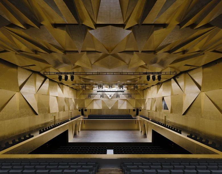 Filharmonia Szczecińska, wnętrze / Materiały prasowe/Simon Menges