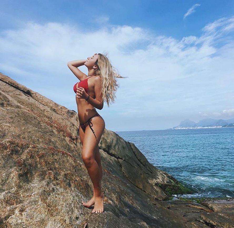 Prawda o fit blogerkach: Mariana Masiero