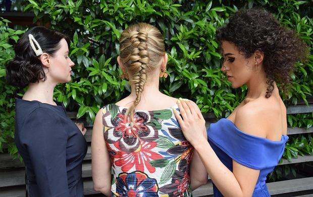 Fryzury Wieczorowe Krótkie Włosy Upięcia Poradnik Kobiety