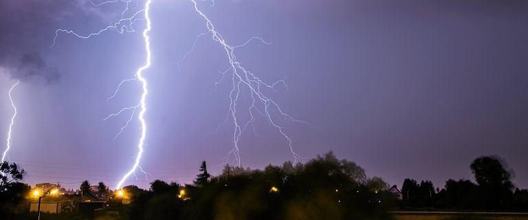 Pogoda - gdzie jest burza? Ostrzeżenia IMGW: nawałnice w kilku województwach