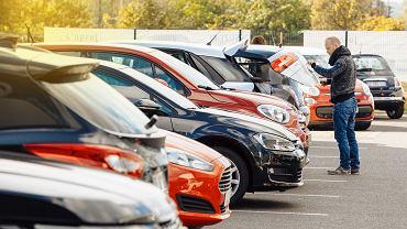 Sprzedaż samochodów używanych