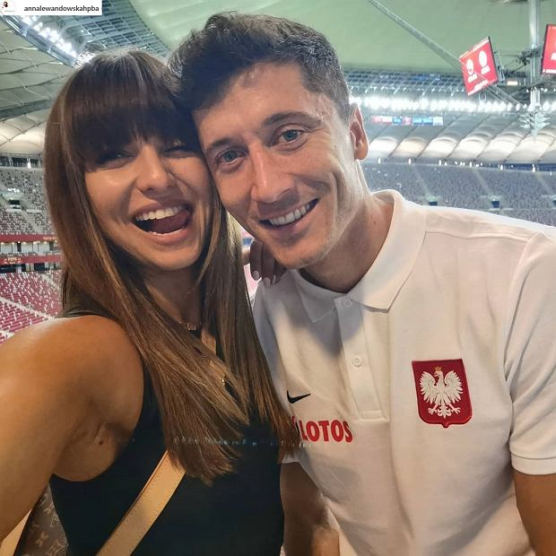 Anna Lewandowska, Robert Lewandowski
