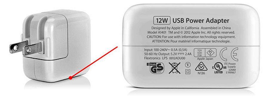 Apple przypomina jak powinna wyglądać oryginalna ładowarka
