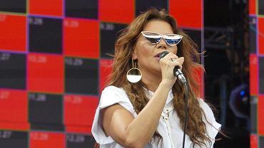 Edyta Górniak wystąpi w amfiteatrze podczas piątkowego koncertu.