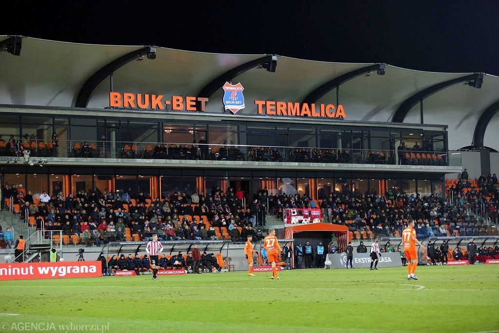 Stadion w Niecieczy nie jest szczęśliwy dla piłkarzy Lechii