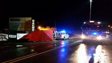 Wypadek w Kobyłce. Zginęły trzy kobiety, które wracały z pasterki /fot. OSP Kobyłka