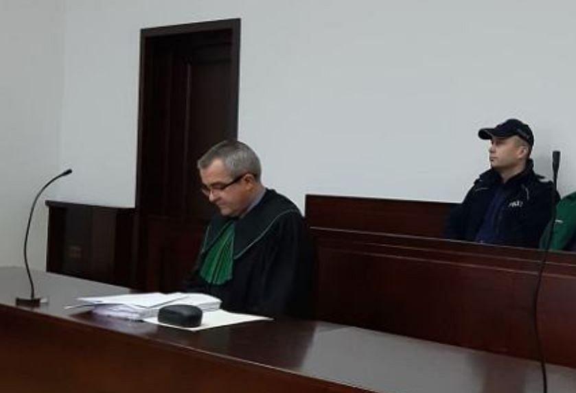 Zabójstwo 10-letniej Kristiny z Mrowin. Adwokat Sebastian Kujacz z powodów osobistych nie chciał bronić podejrzanego