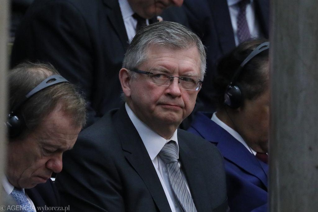 Ambasador Rosji Siergiej Andriejew ocenia relacje polsko-rosyjskie