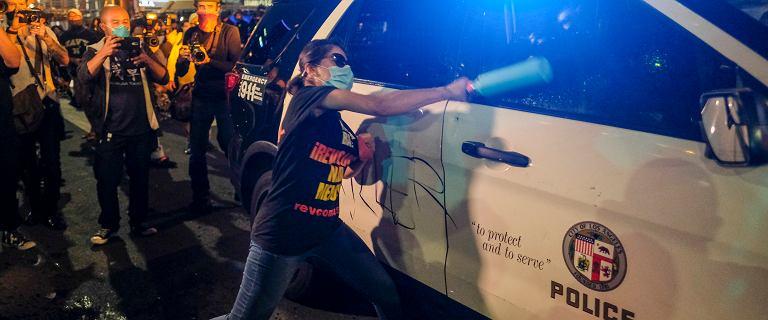 Protesty w USA. Amerykanie chcą sprawiedliwości po śmierci Floyda