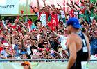 Dyrektor turnieju Grand Slam: Jestem dumny z Olsztyna