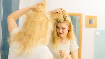 Przetłuszczające się włosy - jak poradzić sobie z tym problemem?