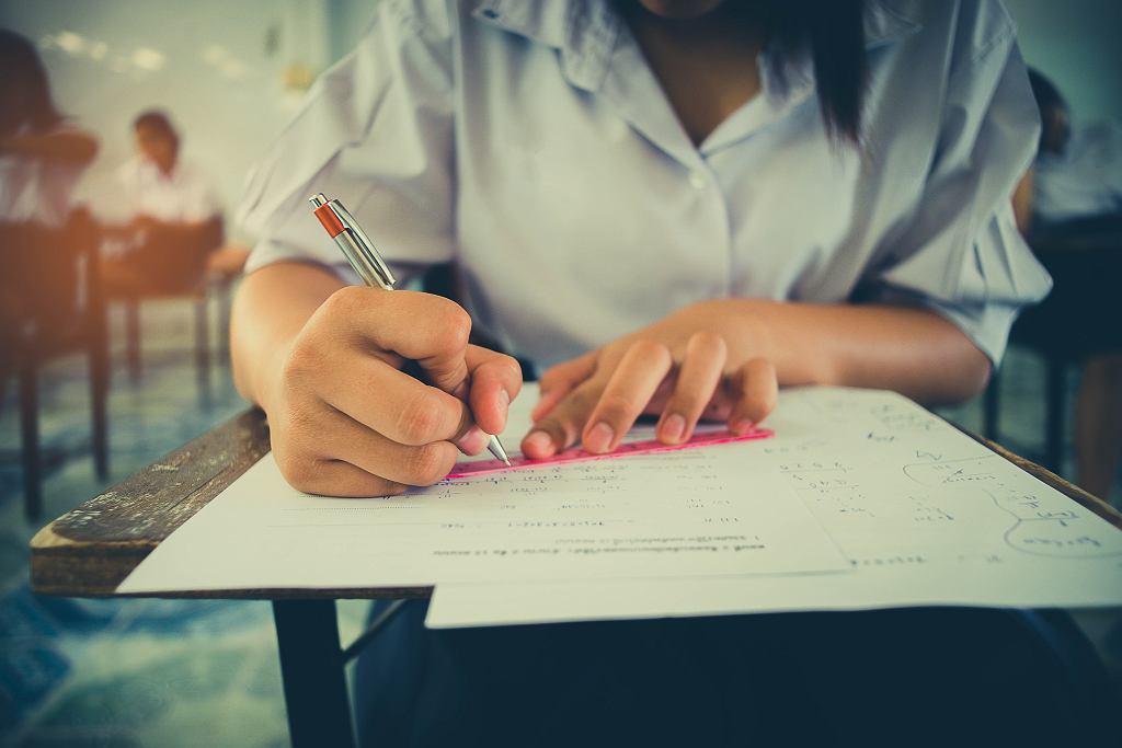 Harmonogram matur 2020 jest znany. Egzaminy odbędą się w czerwcu. Zdjęcie ilustracyjne arrowsmith2/shutterstock.com