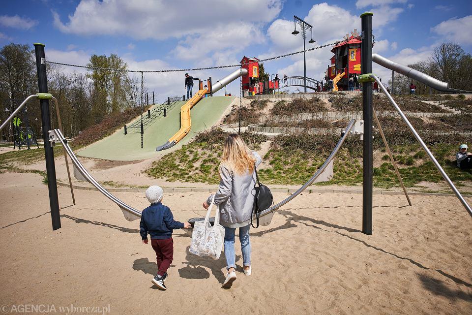 Park - zdjęcie ilustracyjne