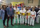 Karatecy Dragona Radom z sukcesami na zawodach w Sieradzu