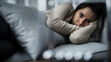 Coraz więcej osób w Polsce leczy się na depresję (Shutterstock.com)