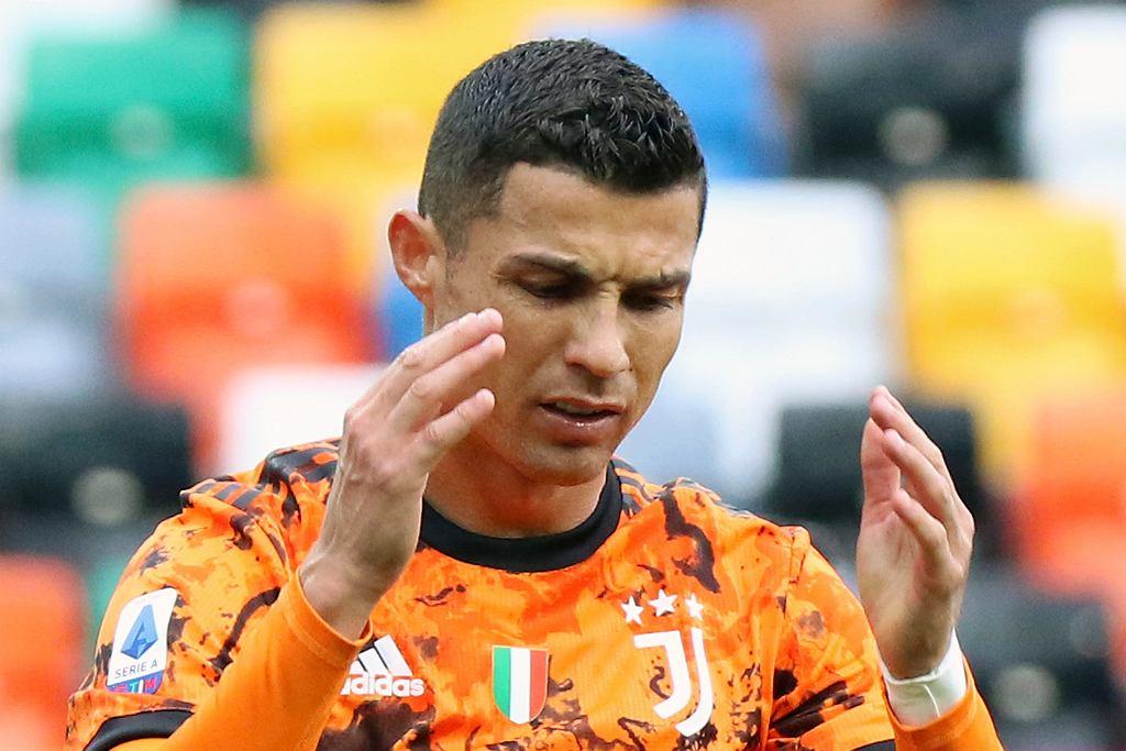 Cristiano Ronaldo nie jest lubiany w szatni Juventusu