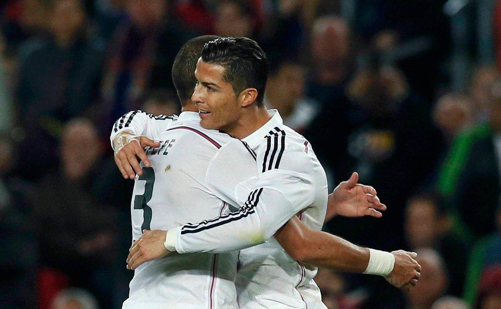 Cristiano Ronaldo. El Clasico. Gran Derbi. Eleven. Transmisja na żywo TV