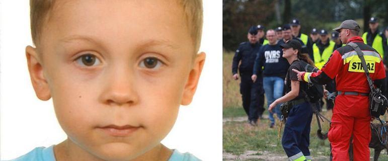 Poszukiwania Dawida Żukowskiego. Policja potwierdziła treść SMS-a