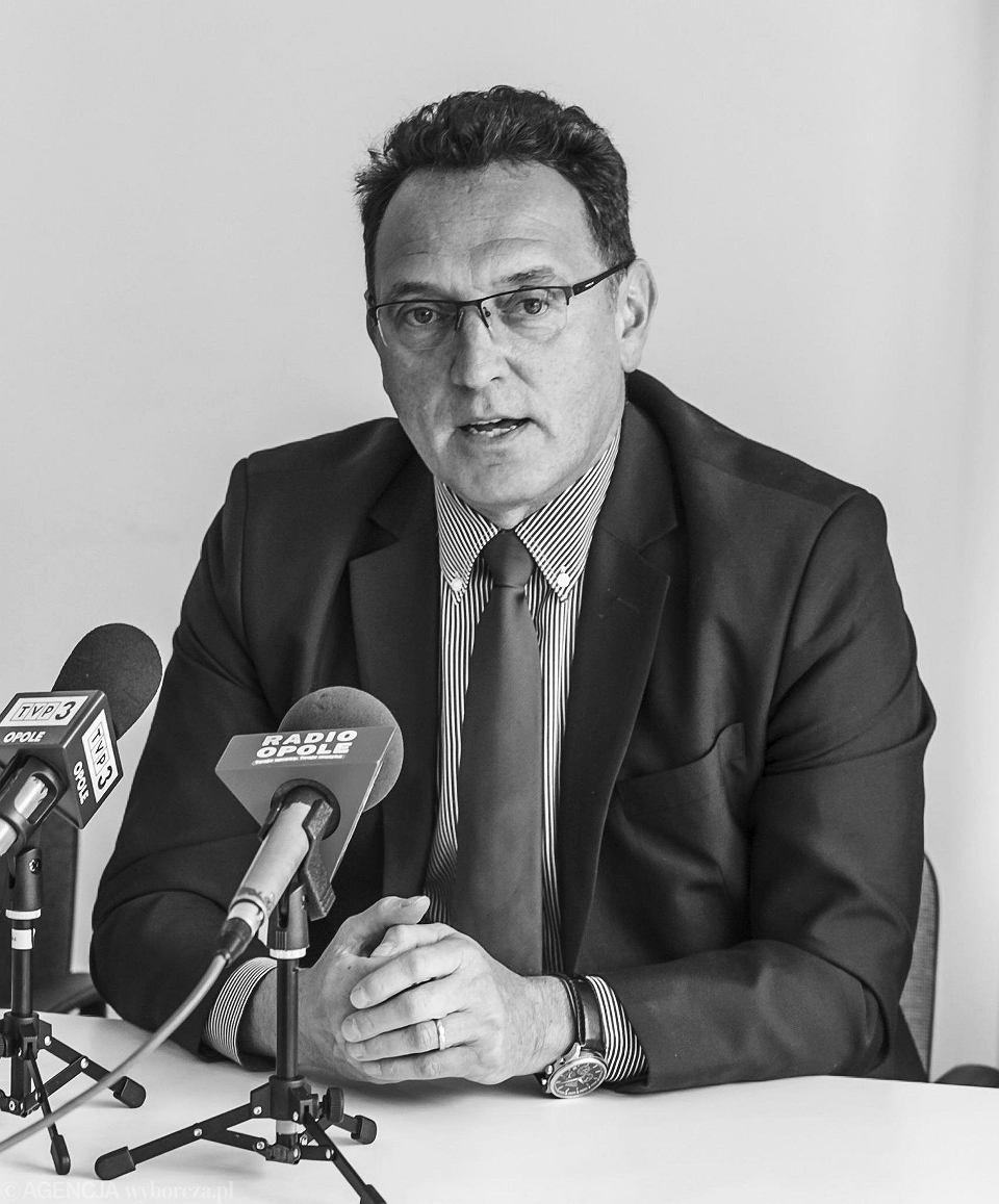 Prof. Marek Tukiendorf nie żyje