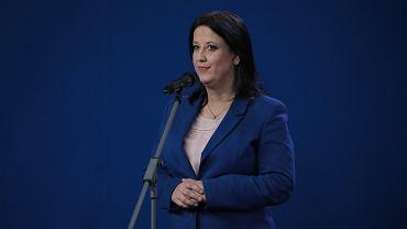 Anita Czerwińska, rzeczniczka PiS