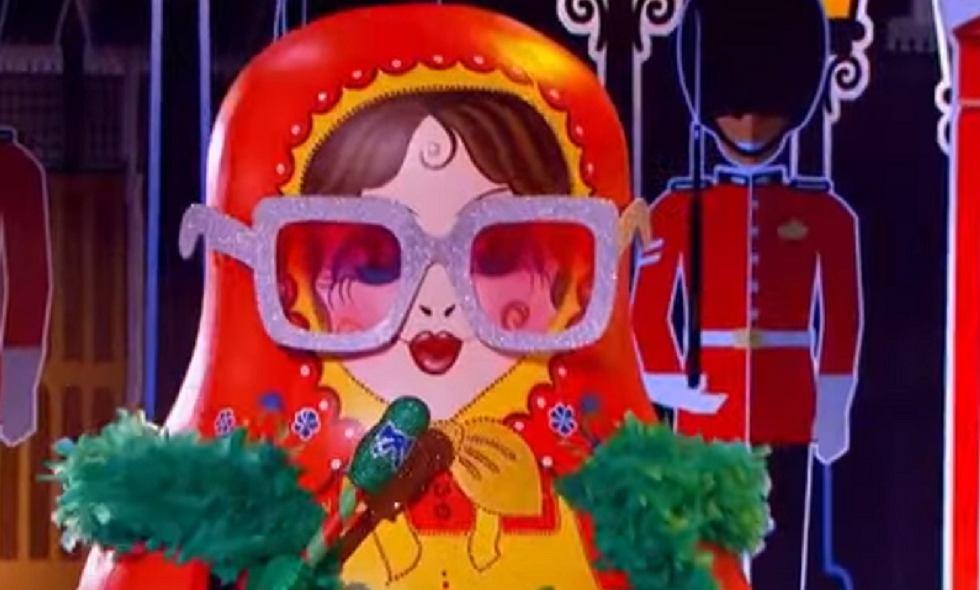 Russian Dolls performs 'I'm Still Standing' by Elton John   Masked Singer Season5
