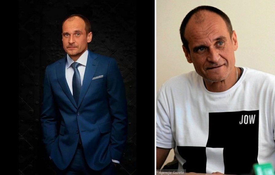 Kandydat na prezydenta Paweł Kukiz