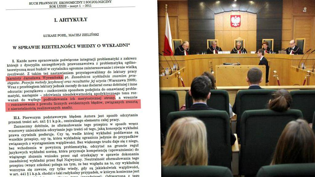 Jarosław Wyrembak nowym sędzią TK