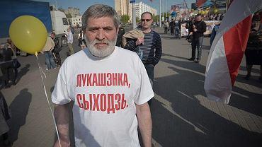 """Jury Rubcou prawdopodobnie dostanie kolejny wyrok - za tatuaż """"Łukaszenka odejdź"""""""