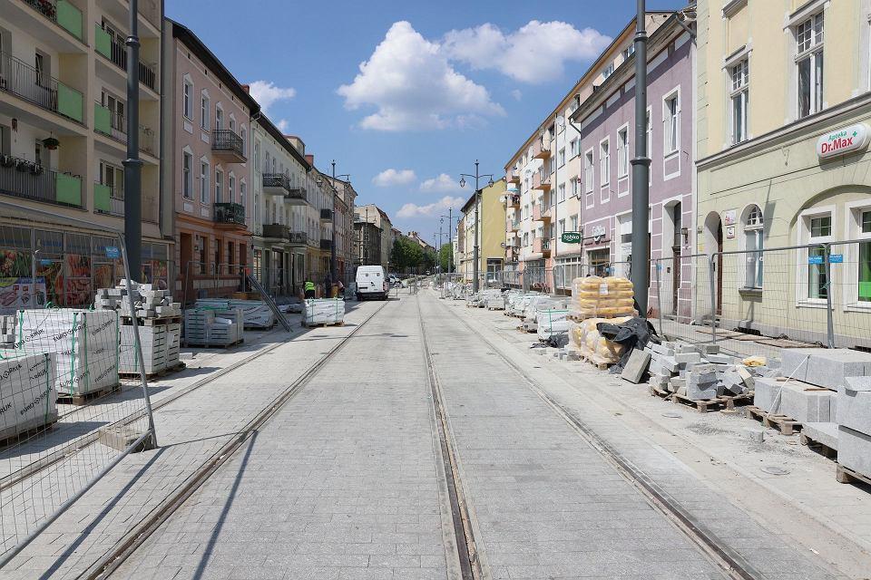 Zdjęcie numer 8 w galerii - Wielka przebudowa w centrum Gorzowa trwa już rok. Co się ostatnio zmieniło?