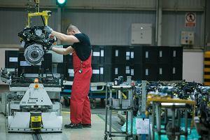 Dobre dane z przemysłu. Ekonomiści podnoszą prognozę wzrostu PKB